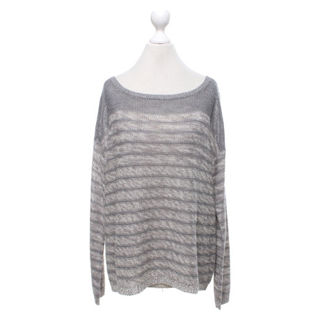 Sweater Bunt Muster 360 Sweater Pullover mit 360 Streifenmuster Pullover mit Streifenmuster HpBOWU