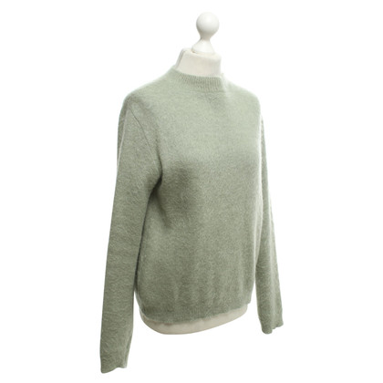 Forte Forte Sweater in grey green