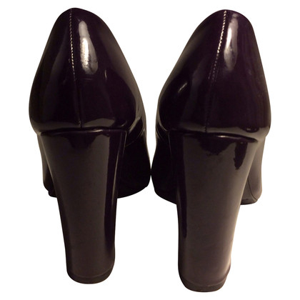 Max & Co pumps patent leather