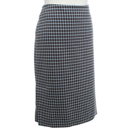 Marni Pencil skirt with checked pattern