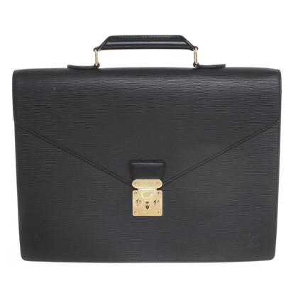 "Louis Vuitton ""Ambassador Epi Leder"" in Schwarz"