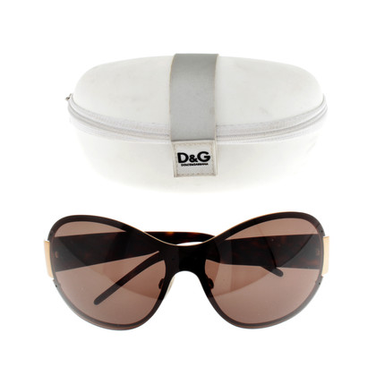 D&G Brown sunglasses