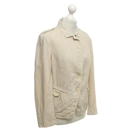 Jil Sander Linen blazer in beige
