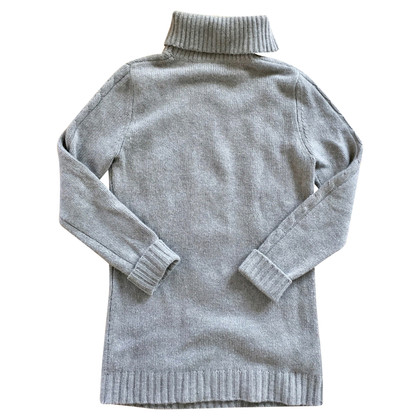 Allude Cashmere sweater in Taupe