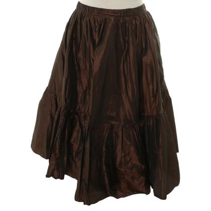 Miu Miu Silk skirt
