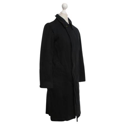 Comme des Garçons Coat in dark blue