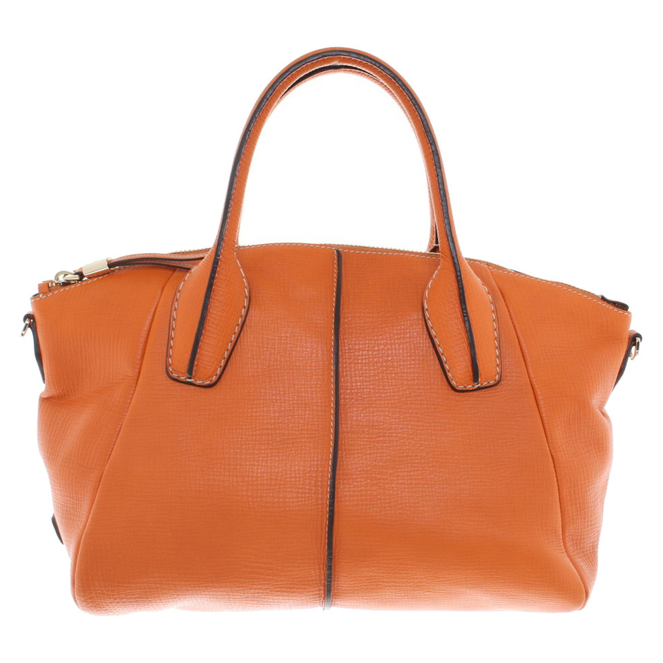 Tod's Handbag in orange
