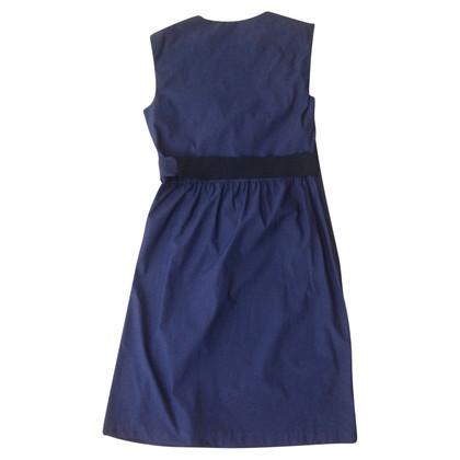 Diane von Furstenberg Dress in dark purple