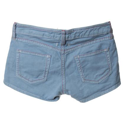 Isabel Marant Etoile Shorts in Azurblau