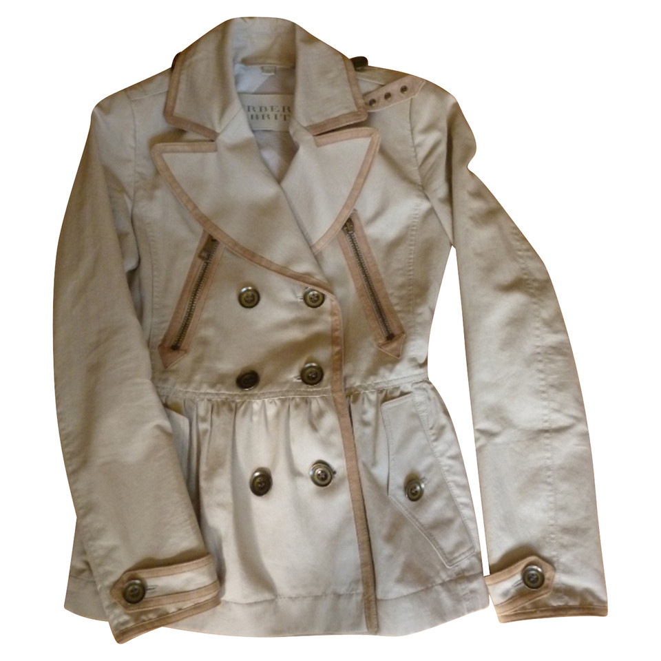 Burberry Trench jacket in beige