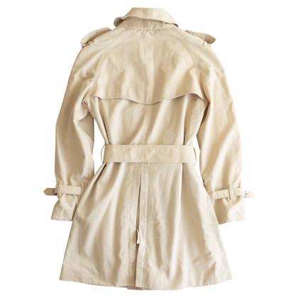 Burberry Trench-coat en beige
