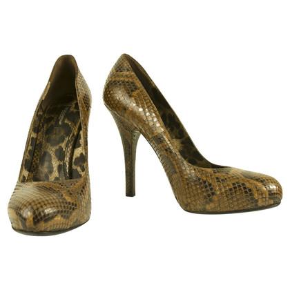 Dolce & Gabbana pumps snakeskin