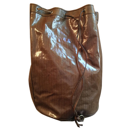Fendi Tas patent leather