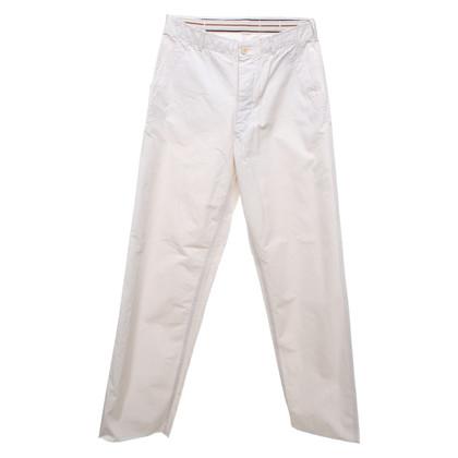 Miu Miu Pantalon en beige