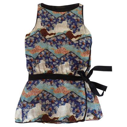 Proenza Schouler Minikleid aus Seide