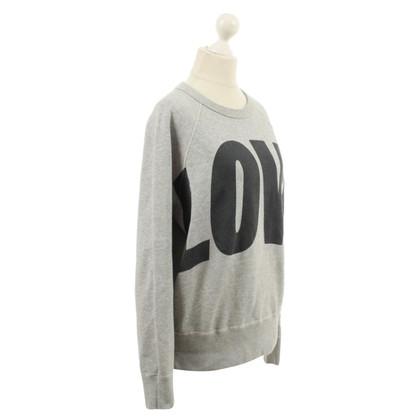 Acne Sweatshirt met opdruk