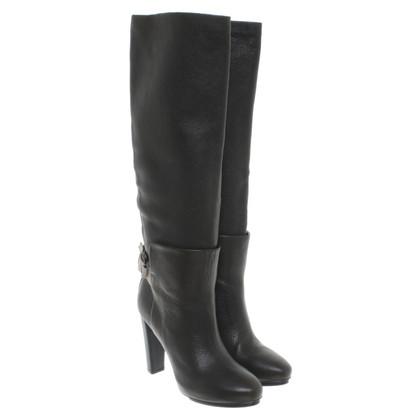 Balenciaga Stiefel in Schwarz