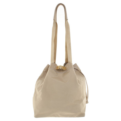 Moschino Handtasche in Beige