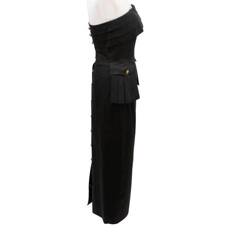 Mit Mastercard Online Extrem Günstiger Preis Chanel Vintage Kleid Schwarz Freiraum Suchen Günstig Kaufen Größte Lieferant Rabatt Für Schön FJ1BKB