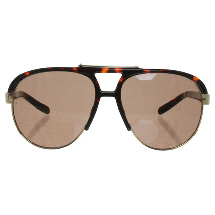 D&G Sunglasses in the material mix