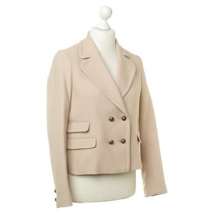 Whistles Blazer in nude