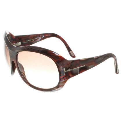 Tom Ford Retro stijl zonnebril
