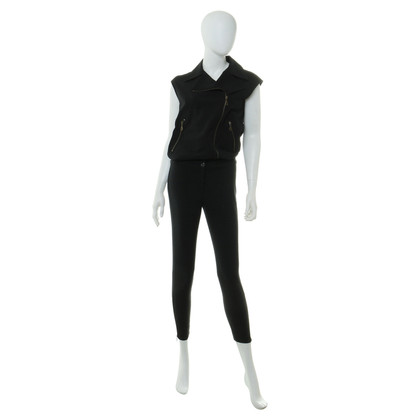 McQ Alexander McQueen Jumpsuit in black