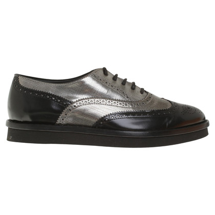 Tod's Lace-up shoes in bicolour