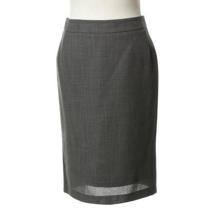 Max Mara Wool skirt in grey