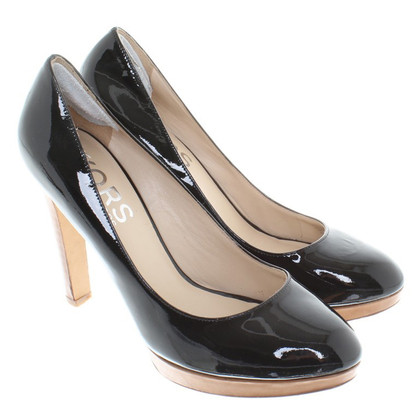Michael Kors Pumps in Schwarz