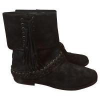 Balmain Balmain Black Boots T.36 IT