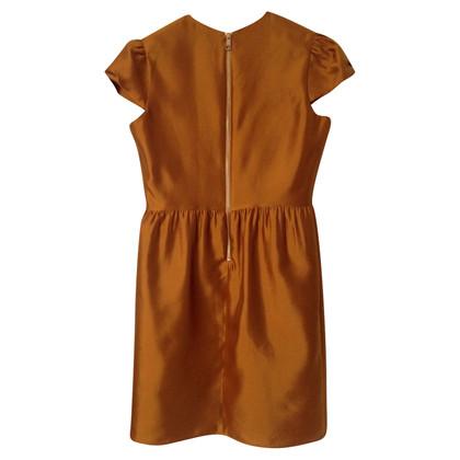 Burberry Kleid mit Seidenanteil