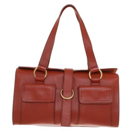 Furla Handtasche in Rostrot