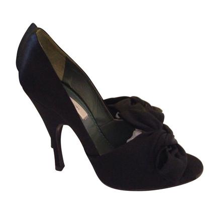 Marc Jacobs Satin-Schuhe