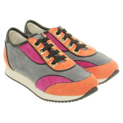 Paule Ka Sneaker in suede