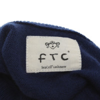 FTC Pullover in blue