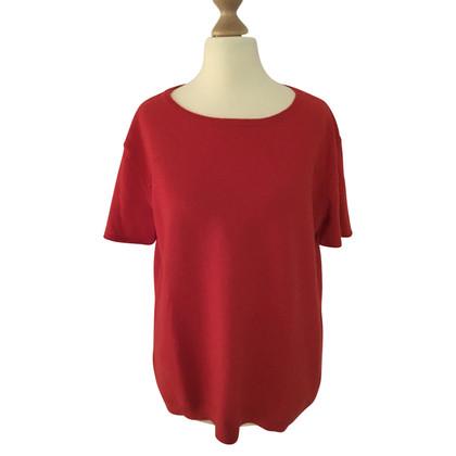 Schumacher Kaschmir-Pullover in Rot