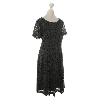 Piu & Piu Lace dress in grey