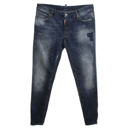 Dsquared2 Jeans détruits