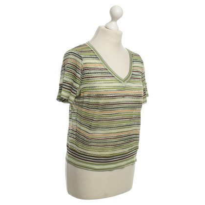 Missoni Top groen