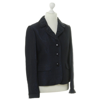 Moschino Cheap and Chic Blazer in Dunkelblau