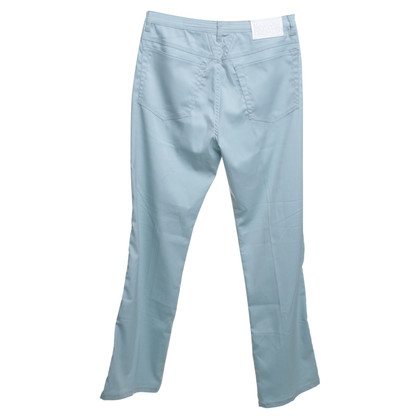 Marithé et Francois Girbaud trousers in light blue