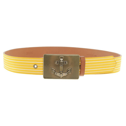 Ralph Lauren Belt with striped pattern