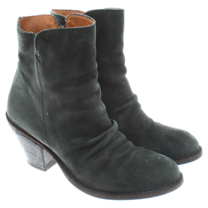 Fiorentini & Baker Ankle boots in green