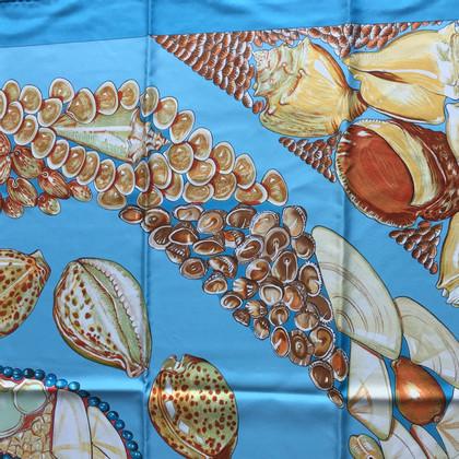 "Hermès silk carré scarf ""Rocaille II"""