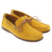 Bally Loafer in yellow