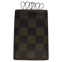 Louis Vuitton key holder from Damier Ebene Canvas