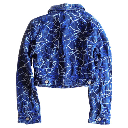 Christian Lacroix Denim jacket with embroidery