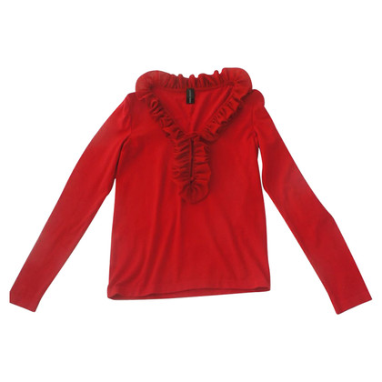 Giorgio Armani stylish shirt with lace