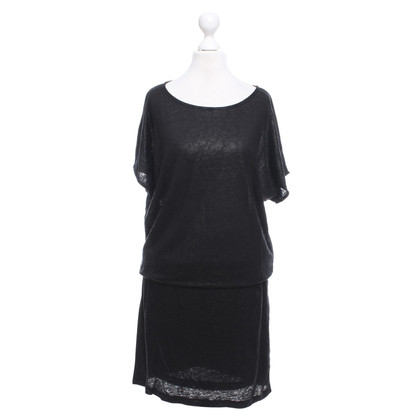 Other Designer IHeart dress in black